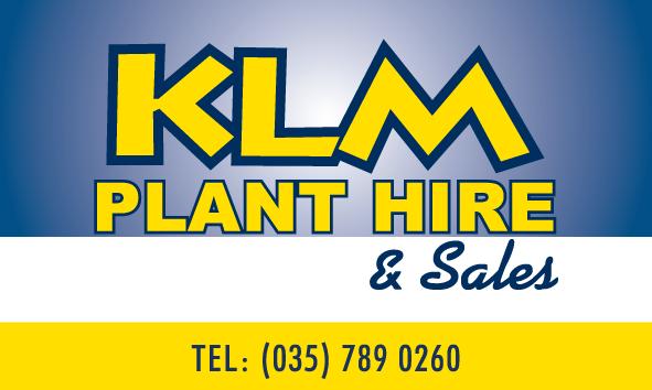 KLM Plant Hire